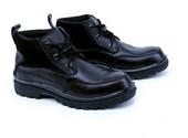 Sepatu Safety Pria Garsel Shoes GRN 2503