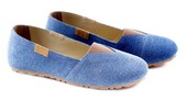 Flat Shoes Denim SH 6070