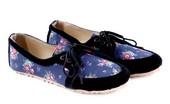 Flat Shoes Denim SH 6069