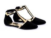 Flat Shoes GAK 6158