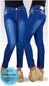 Celana Jeans Wanita GRD 471