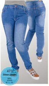 Celana Jeans Wanita GRD 473