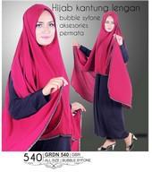Jilbab GRDN 540