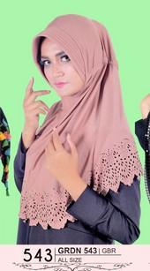Jilbab GRDN 543