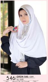 Jilbab GRDN 546