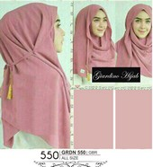 Jilbab GRDN 550