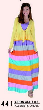 Long Dress GRDN 441