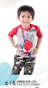 Pakaian Anak Laki GRDN 618