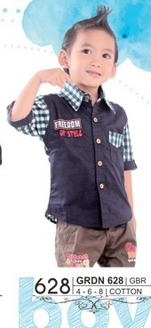 Pakaian Anak Laki GRDN 628
