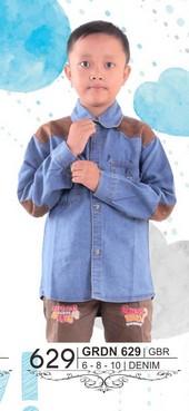 Pakaian Anak Laki GRDN 629