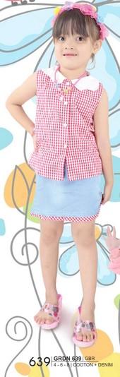 Pakaian Anak Perempuan GRDN 639