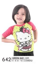 Pakaian Anak Perempuan GRDN 642