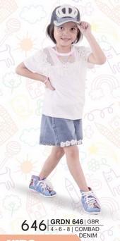 Pakaian Anak Perempuan GRDN 646