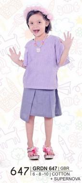Pakaian Anak Perempuan GRDN 647