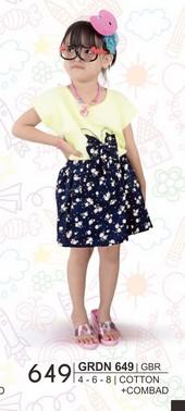 Pakaian Anak Perempuan GRDN 649