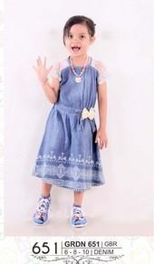 Pakaian Anak Perempuan GRDN 651