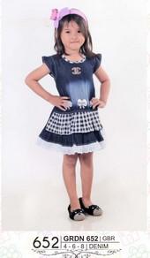 Pakaian Anak Perempuan GRDN 652