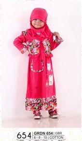 Pakaian Anak Perempuan GRDN 654
