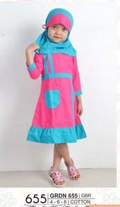 Pakaian Anak Perempuan GRDN 655