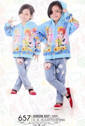 Pakaian Anak Perempuan GRDN 657