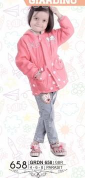 Pakaian Anak Perempuan GRDN 658