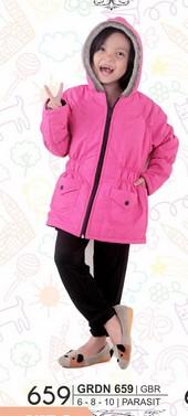 Pakaian Anak Perempuan GRDN 659