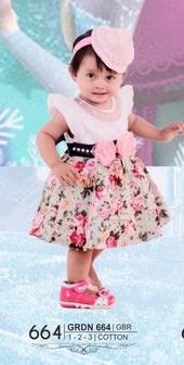 Pakaian Anak Perempuan GRDN 664