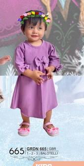 Pakaian Anak Perempuan GRDN 665