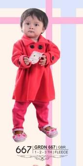 Pakaian Anak Perempuan GRDN 667