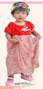 Pakaian Anak Perempuan GRDN 668