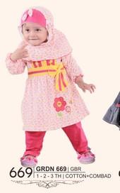 Pakaian Anak Perempuan GRDN 669