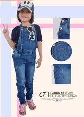 Pakaian Anak Perempuan GRDN 671