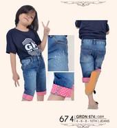 Pakaian Anak Perempuan GRDN 674