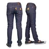 Celana Panjang Wanita Jeans Gnine GN 4509