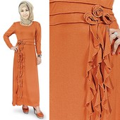 Gamis Rayon Gnine GN 0305