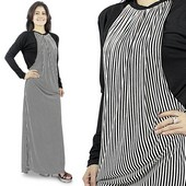 Gamis Rayon Gnine GN 3519