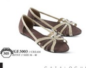 Flat Shoes GF 5003