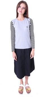 Long Dress Cotton Geearsy GR 3249
