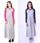 Long Dress Cotton Geearsy GR 3236