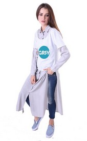 Long Dress Cotton Geearsy GR 3248