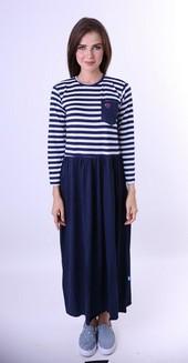 Long Dress Spandek Geearsy GR 3238