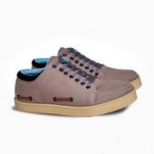 Sepatu Sneakers Canvas Pria GS 6067