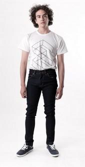 Celana Jeans Pria PRW 4240