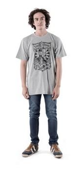 Kaos T Shirt Pria Gshop JJS 0783