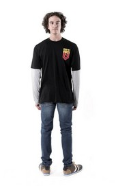 Kaos T Shirt Pria JJS 0782