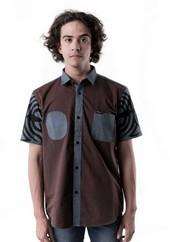 Kaos T Shirt Pria WAW 5273