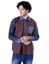Kaos T Shirt Pria WAW 5274