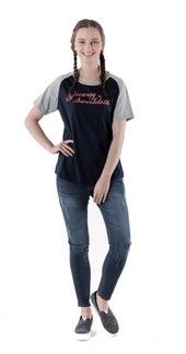 Kaos T Shirt Wanita Geearsy DVD 0707