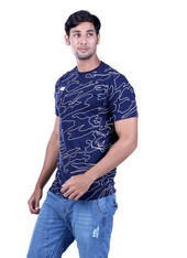 Kaos T Shirt Pria H 0111