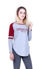 Kaos T Shirt Wanita Hurricane H 0009